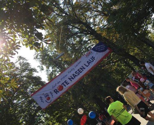 Rote Nasen Lauf 2016 Banner