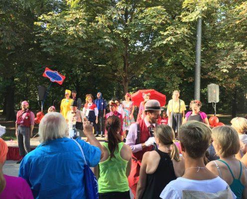 Rote Nasen Lauf 2016_Clowns