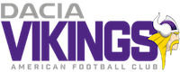 Logo der Football-Mannschaft Vikings