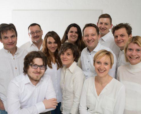 Das Team hinter dem Relaunch von Mamilade