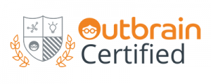 Outbrain Certified Logo