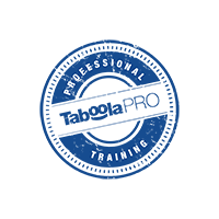 Taboola PRO Professional Training