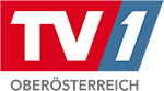Logo vom oberösterreichischen Regionalsender TV1